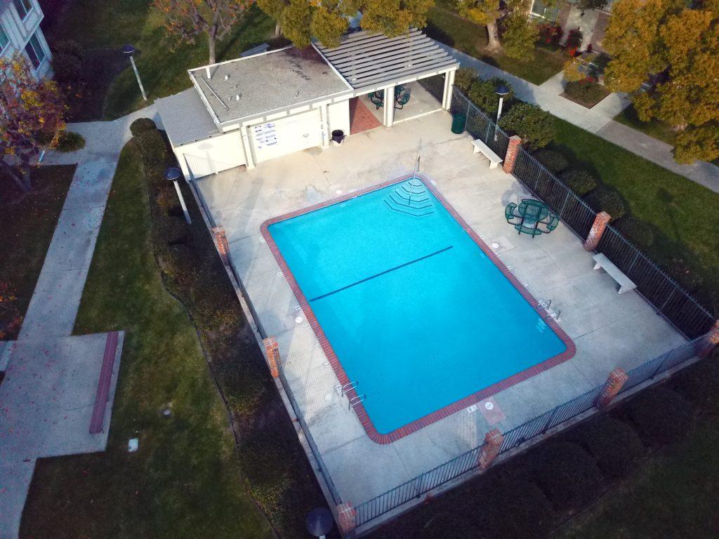 Tanglewood North in Cypress CA - Encinas Pool