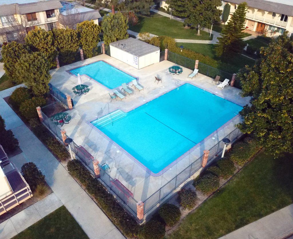 Tanglewood North in Cypress CA - Via Largo Pool